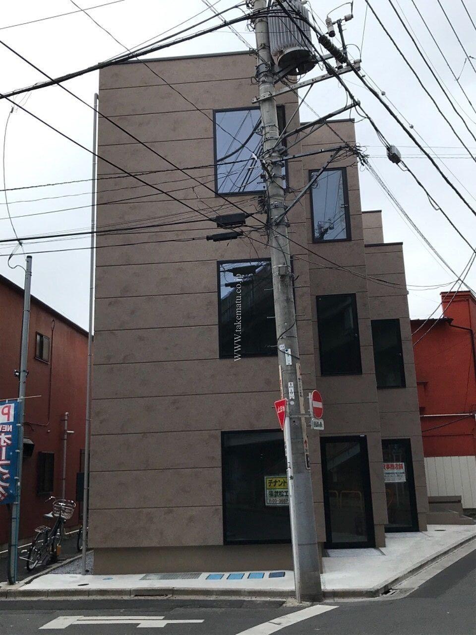 1階も成約しました!! 新築 店舗 事務所 小岩 アマネセル amanecer