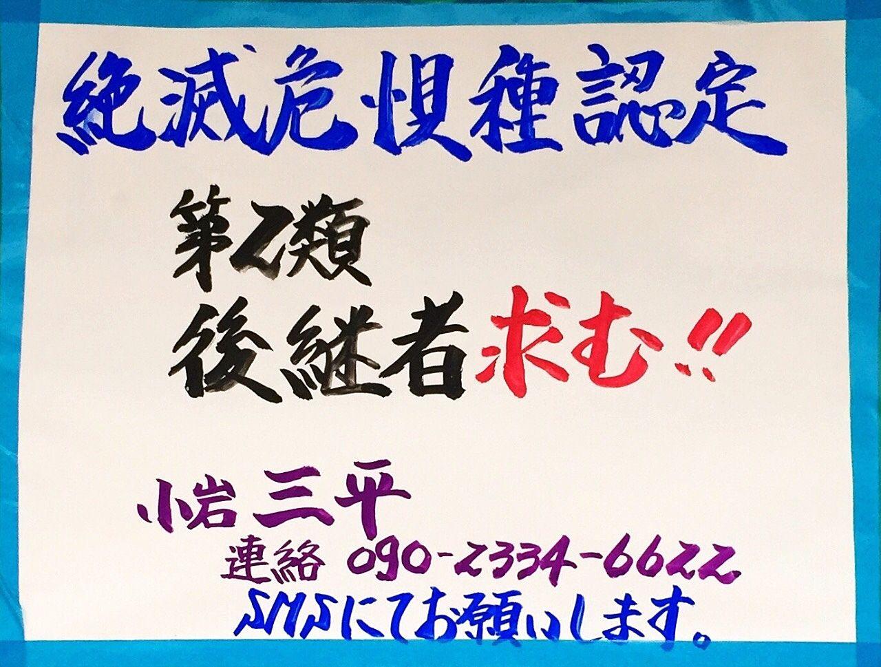 小岩 三平 閉店??