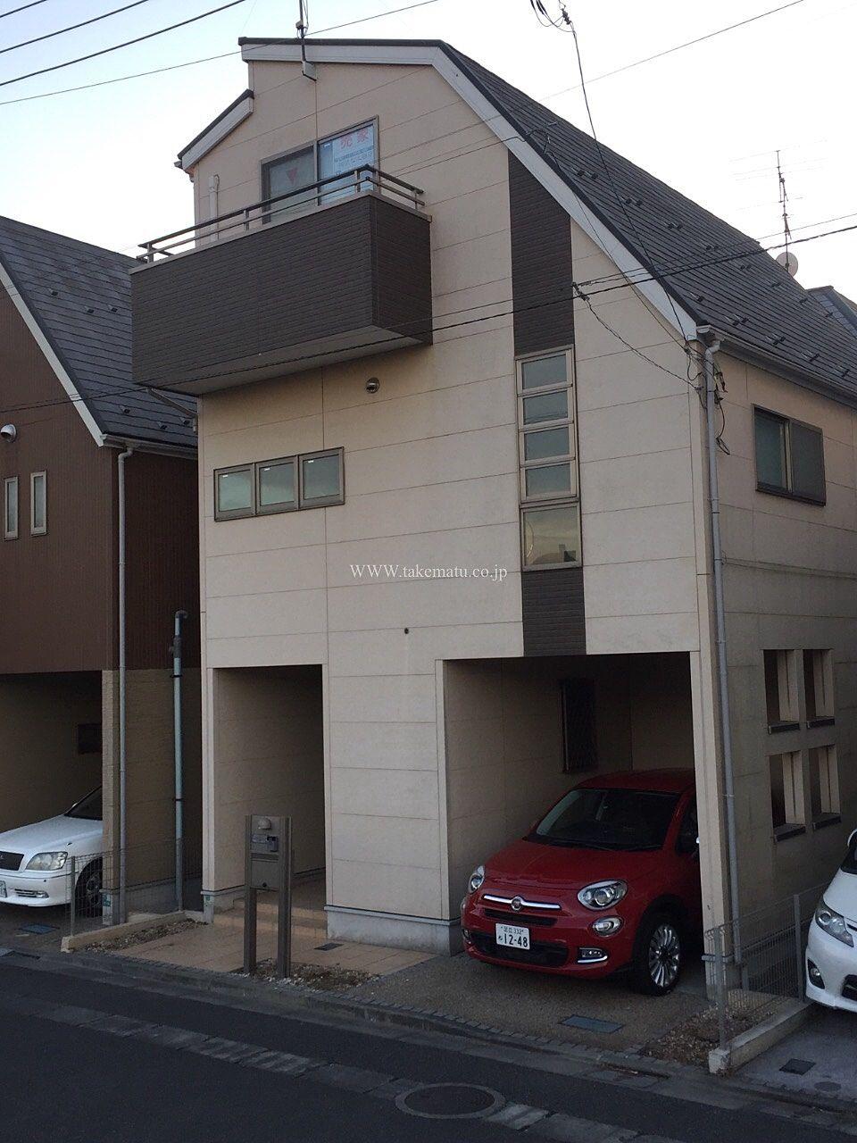 眼下に江戸川の見える開放感のある家買いませんか?